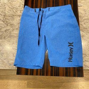 HURLEY/Big Boy/Teen/Size 18/29/Blue/Shorts